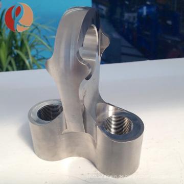 gr5 Titan CNC gefräste und gefräste mechanische Teile