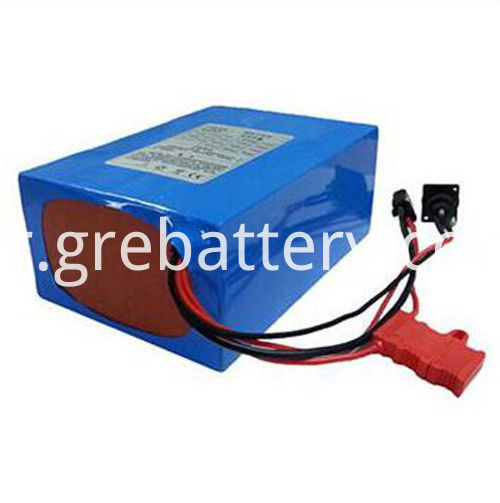 Electric Bicycle Battery Packs