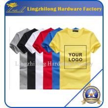 Customizable Print Logo Cotton Blank Advertising T-Shirts
