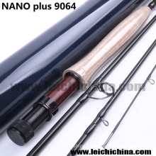 No MOQ Nano Plus 9FT Fly Rod Toray Carbon Fiber Rod Blanks