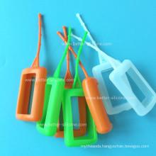 Customized Design Silicone Perfume Bottle Case Cover