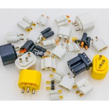Fügen Sie IEC 60320 C17 ein