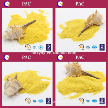 PAC formation of floc fast