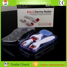 2015 perfect beauty machine 300 needles medical grade derma roller