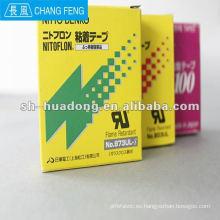 Cinta adhesiva resistente al calor de NITTO PTFE 973