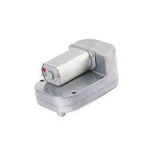 Motor de engranaje helicoidal de motor de reductor de engranaje pequeño de alto par 12v 24v