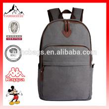 Lona Mochila Laptop Mochila Daypack Travel Bag Caminhadas Bag