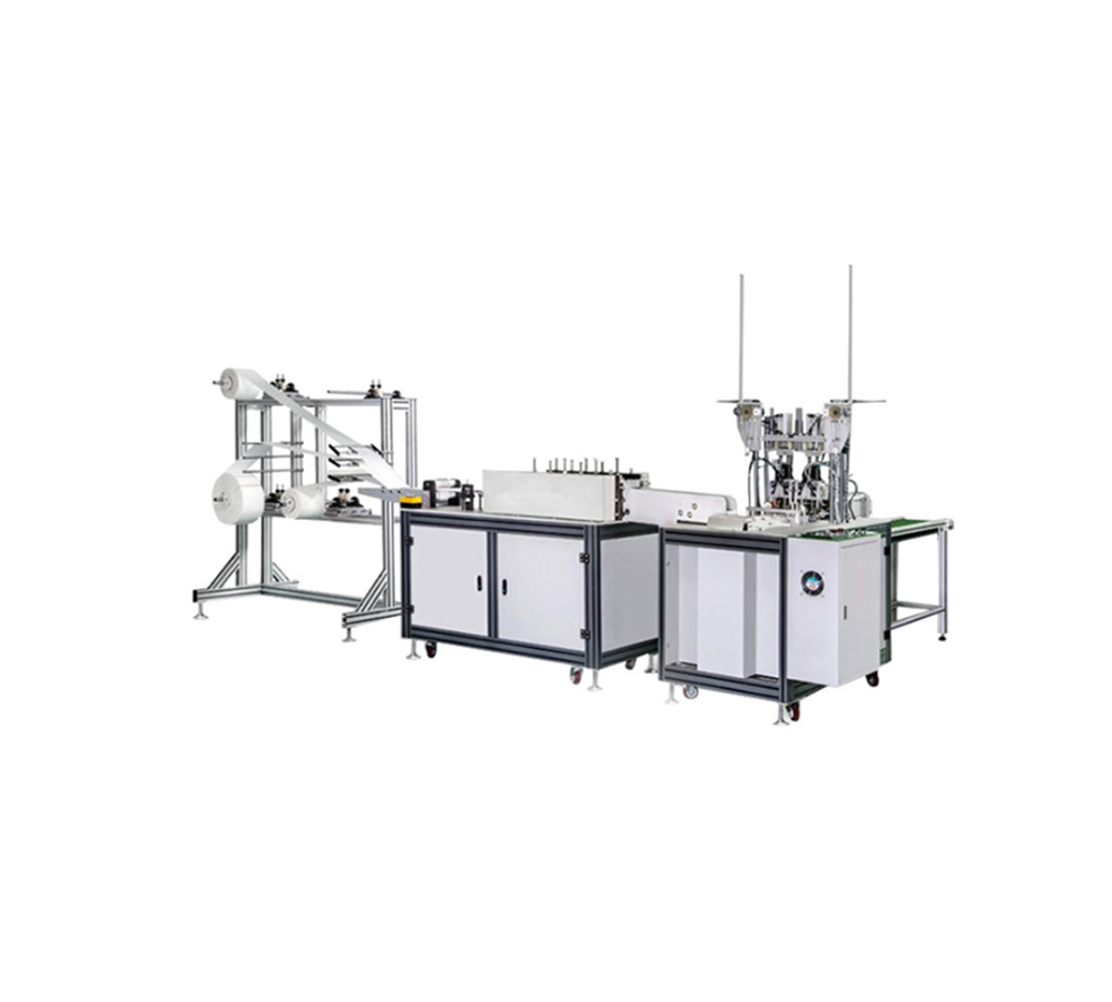 3ply face masks machine