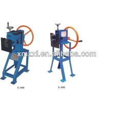 Roll forming machine of HCH