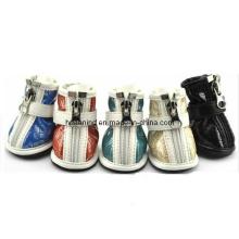 Pet Product, Fashion PU Pet Shoes