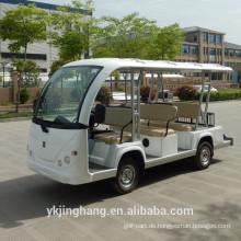 elektrische Personenfahrzeuge für Sightseeing
