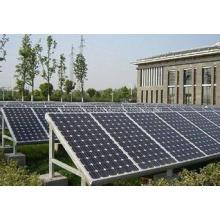 Frame Strcture alumínio para montagem de painel de energia Solar