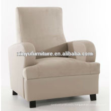 Modern fabric chair sofa for hotel guest room used XYD238