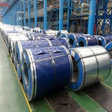 Q345C окрашенная оцинкованная стальная катушка