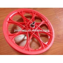 Borde de plástico de 20 pulgadas para rueda de bicicleta