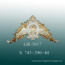 Luxury Polyurethane Wall Decorative Accessories