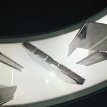 Aluminiumprofile für verschiedene Kühlkörper