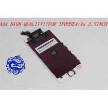 Digitaces originales de la pantalla táctil del LCD de los recambios del teléfono móvil del proveedor de la fábrica para el iPhone 4