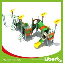 Material Plástico Usado Equipo de Patio Residencial para la Venta con Zona de Juego al Aire Libre Barras Paralelas