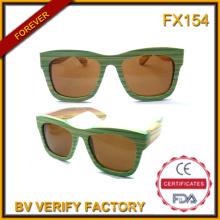 Высокое качество бамбука & древесины солнцезащитные очки