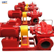 1000 gpm Split Split pompe à eau horizontale 350 HP 360 CV 400 CV