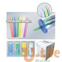 Micro cepillo dental para uso desechable