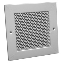Perforated Face Return Air Grille