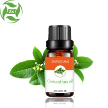 Aceite esencial puro de Osmanthus para el cuidado de la piel con aromaterapia.
