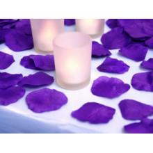 Pétalos de rosa de pétalos de flor de seda seca Aritifical