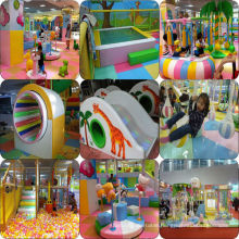New Style Electric Indoor Playground Equipment
