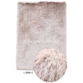 Thin Soft & Silk Mixed Long Pile Shaggy
