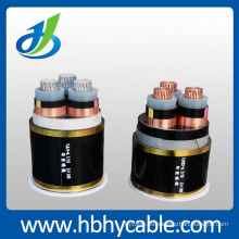 Cable de alimentación general de 6 / 6Kv