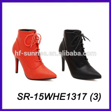 sexy women winter boot lady boot