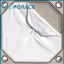 Plaque Presse Filtre à fibres de polyester Presse