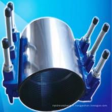 Collier de réparation en bande de fonte ductile ZR