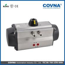 Valve à bille à actionneur pneumatique Vanne de fermeture rapide avec actionneur pneumatique à double effet