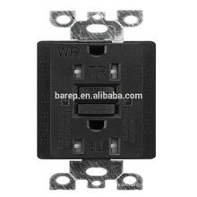 YGB-094NL-WR GFCI 15A industrial electrical usa outlet socket receptacle designed for generators