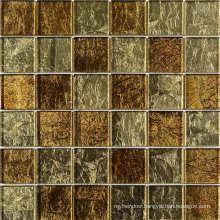 Glass Mosaic Color Variation for Bathroom
