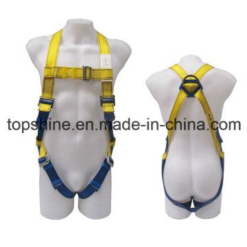 Профессиональный промышленный полиэстер с полным покрытием Регулируемая защитная лента безопасности