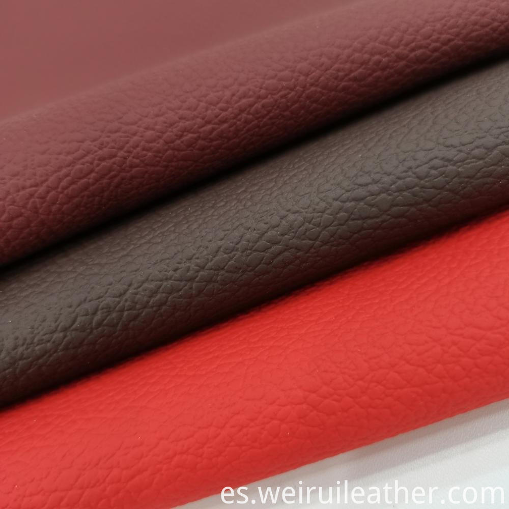 Soft Leather Pvc Leather