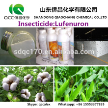 Factory supply Agrochemical/Insecticide Lufenuron 99%TC 98%TC 5%EC 10%EC CAS 103055-07-8