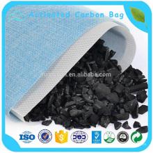 New Arrival 15grams Carvão ativado Carbon Bag