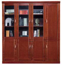 Bureau de dépôt de petit bureau en bois pour bureau de direction (FOH-AM6524)