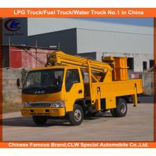 JAC Double Row High Altitude Platform Trucks 22m for Sale