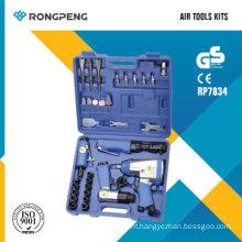 Rongpeng RP7834 Tool Kits Impact Kits Grinder Kit
