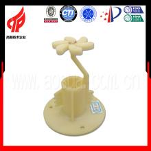 Petite buse FlowerSpray, ABS Spray Buse utilisée dans la tour de refroidissement à eau carrée