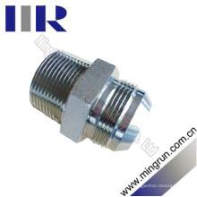 Jic Mâle / Nptf Mâle Adaptateur Hydraulique Adaptateur Hydraulique (1JV)