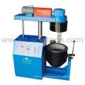 Model LHB-10 mixer for asphalt mixtures