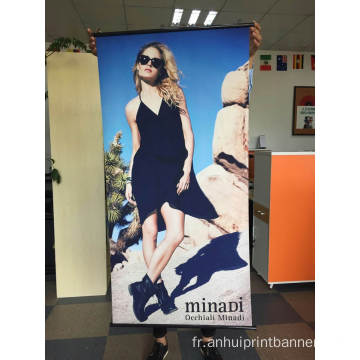 Affiche Banner Custom Fabric Printing
