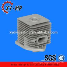 Universale cnc milling car spare parts aluminum die casting products